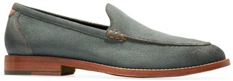 Cole Haan Feathercraft Grand Venetian Suede Loafers