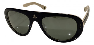 Moncler Blue Plastic Sunglasses