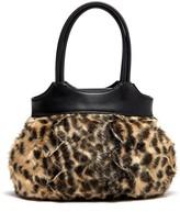 J.Mclaughlin Ally Mini Tote in Leopard