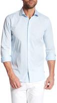 Scotch & Soda Long Sleeve French Dress Shirt