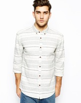 Selected Shirt With Stripe