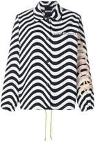 House of Holland zebra print jacket