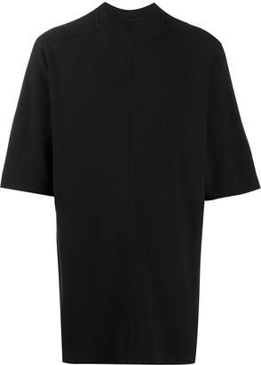 Rick Owens Jumbo oversized cotton T-shirt