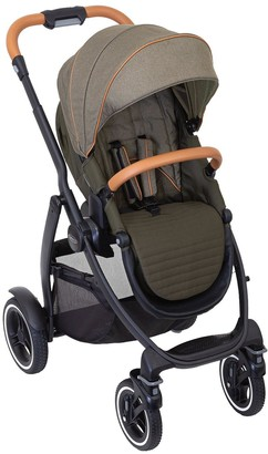 Graco Evo XT Stoller - Includes Fleece-Lined Footmuff And Raincover