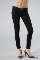 "J Brand 10"" Lowrise Skinny Ankle Jeans - 941 in Jett Black"