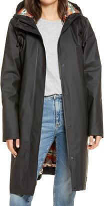 Pendleton Eureka Waterproof Long Hooded Raincoat