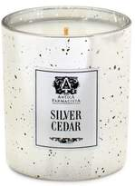 Antica Farmacista Silver Cedar Candle/9 oz.