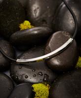 Moda Designs Women's Necklaces - Black & Sterling Silver Necklace