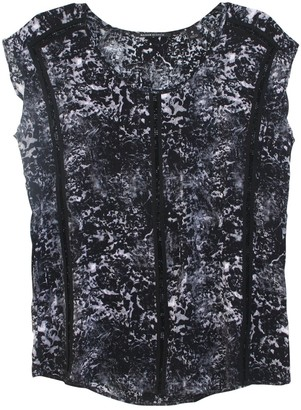Maison Scotch Black Top for Women
