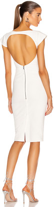 Rick Owens Easy Sarah Dress in Chalk White | FWRD