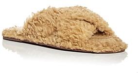 Schutz Women's Dynora Faux Fur Slide Slippers