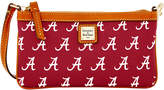 Dooney & Bourke Alabama Crimson Tide Large Wristlet