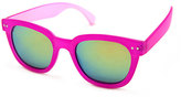 A. J. Morgan Pink Glow Sunglasses