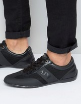 Armani Jeans Mesh Trainers