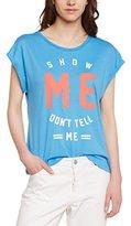 Red Soul Redsoul Women's Asymmetric Plain or unicolor Short sleeve T-Shirt - -