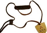 KakaduTraders Australia Kakadu Traders Chin Strap made from Leather, 3 Colours