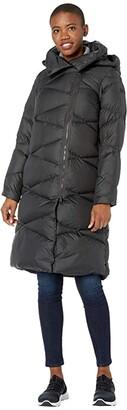 Helly Hansen Tundra Down Coat (Beluga) Women's Coat