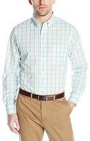 Dockers Long Sleeve No Wrinkle Signature Men's Check Shirt