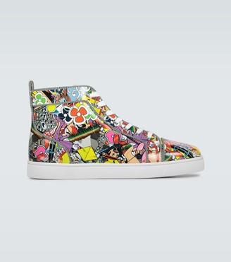 Christian Louboutin Lou Orlato Flat Super sneakers