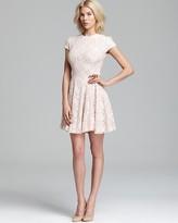 Torn By Ronny Kobo Dress - Cistal Lace