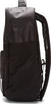 Diesel Black Square Backpack