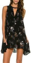 Free People Floral Flirty Swing