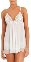 Women's In Bloom By Jonquil Chiffon Chemise