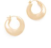Soave Oro Colette Hoop Earrings