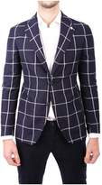 Tagliatore Linen And Wool Jacket