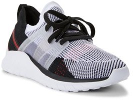 Athletic Works Knit Caged Athletic Sneakers (Little Boys & Big Boys)