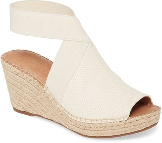 Gentle Souls by Kenneth Cole Gentle Souls Signature Colleen Espadrille Wedge