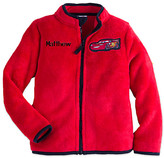 Disney Lightning McQueen Fleece Jacket for Boys - Personalizable