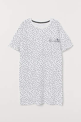 H&M Cotton nightdress
