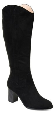 Journee Collection Parrish Extra Wide Calf Boot