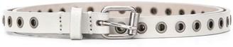 Diesel B-EYE skinny belt