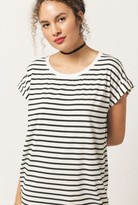 Azalea Stripe T-Shirt Dress