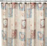 Bed Bath & Beyond Ocean Shell 70-Inch W x 72-Inch L Fabric Shower Curtain