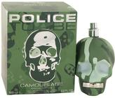 Police To Be Camouflage Eau De Toilette Spray Special Edition for Men (4.2 oz/124 ml)