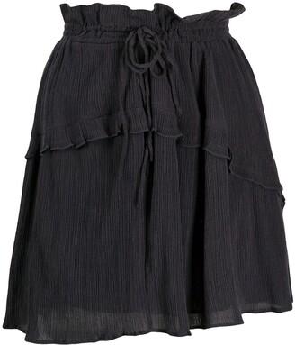 Etoile Isabel Marant Asymmetric Hem Skirt