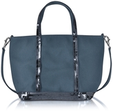 Vanessa Bruno Baby Cabas Canvas Tote bag w/Sequins
