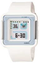 Casio Women's LCF20-7 Resin Quartz Watch with Dial