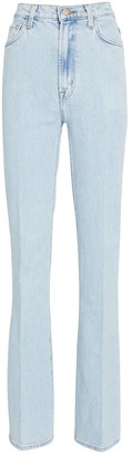 J Brand 1219 Runway Boot Cut Jeans