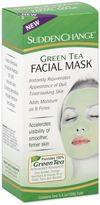 Sudden Change 3.4 oz. Green Tea Facial Mask