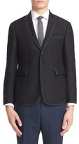 Thom Browne 'Hector' Trim Fit Jacquard Sport Coat