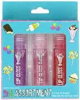 Tricoastal Design TRI-COASTAL DESIGN Lip Gloss, 0.1 Fluid Ounce (Pack of 2)