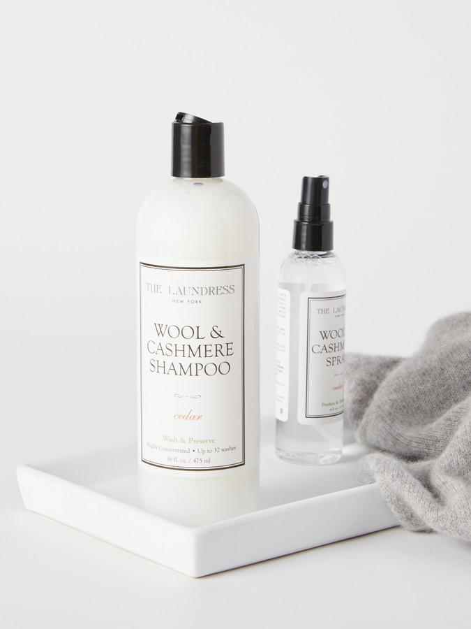 The Laundress Wool & Cashmere Cedar Shampoo