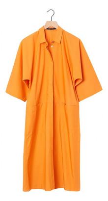 Sofie D'hoore Orange Cotton Dresses