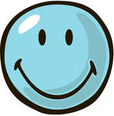 Fun Rugs Smiley World Blue Smiley Area Rug Rug