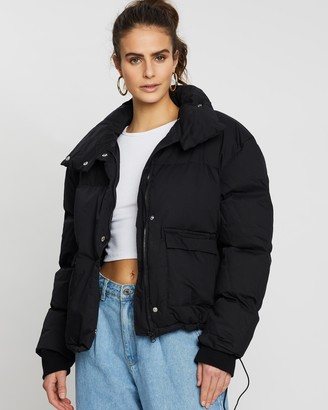 Missguided Ultimate Puffer