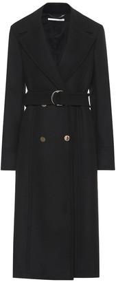 Stella McCartney Belted wool coat